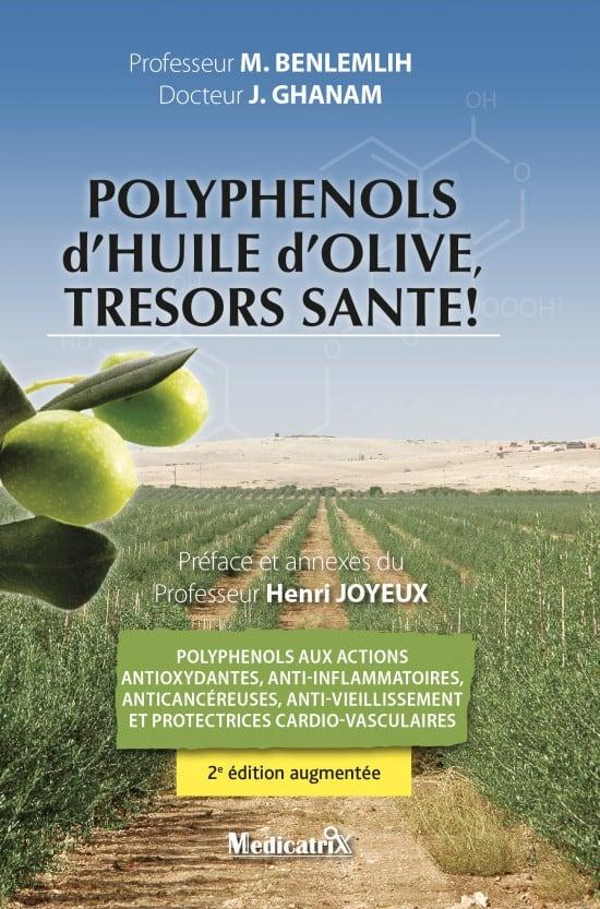 Polyphenols d'huile d'olive, trésors santé