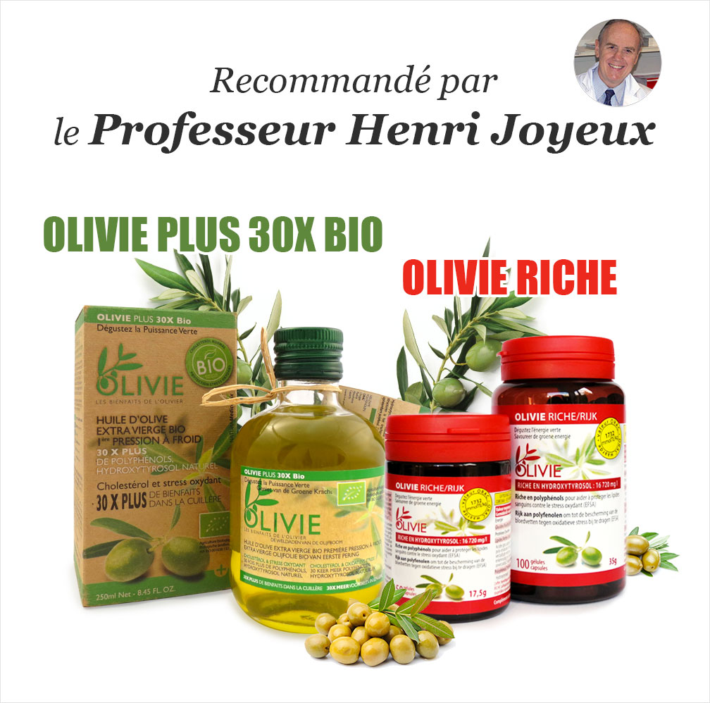 Olivie Plus 30x BIO & Olivie Riche